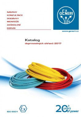 Heat Tracing Catalogue 2017-CZ